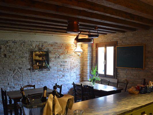 locanda alle porte dove dormire mangiare a Jesolo Cavallino 9