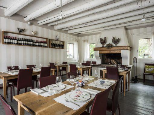 where to eat susegana treviso typical restaurants Borgoluce