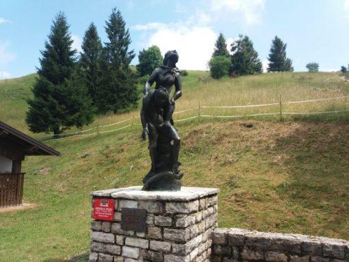 pian de le femene valbelluna escursioni belluno