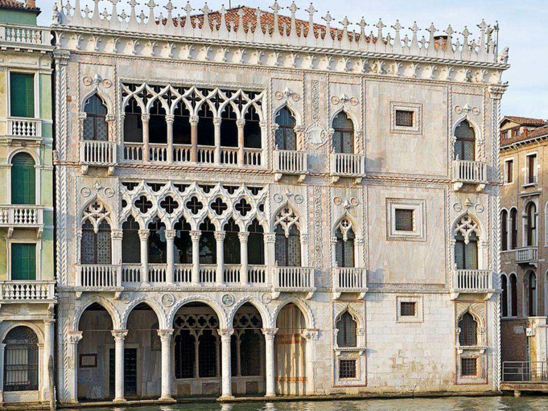 Ca' d'oro cosa vedere a venezia