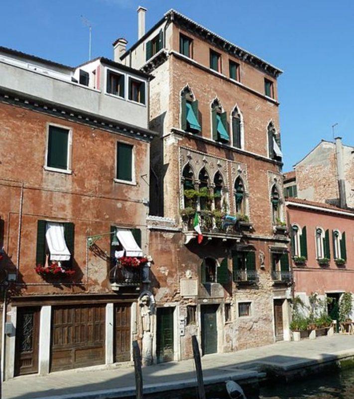 casa Tintoretto cosa vedere a venezia