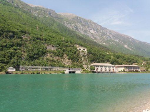 Escursioni Val Lapisina Lago Restello Centrale Nove