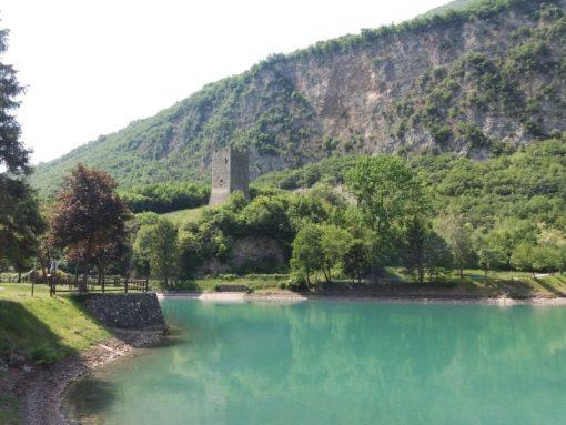 Escursioni Val Lapisina Lago Restello Torre san Floriano 1