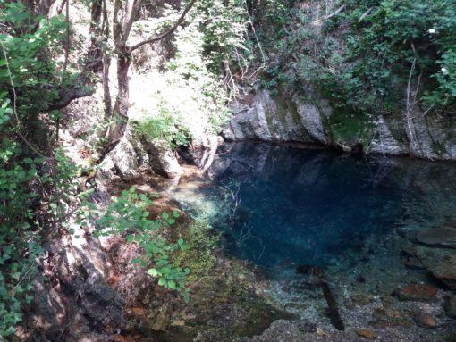 Escursioni Val Lapisina Sorgenti del Meschio 1