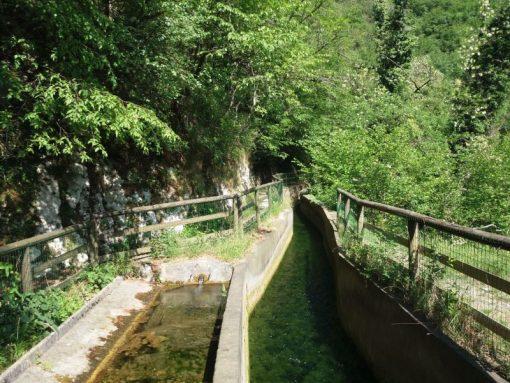 Escursioni Val Lapisina Sorgenti del Meschio 2
