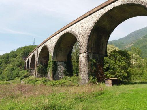 Escursioni Val Lapisina Viadotto 12 ponti