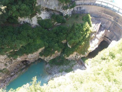 Barcis forra Cellina escursione