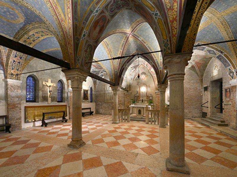 Chiesa Santa Lucia cosa vedere a Treviso
