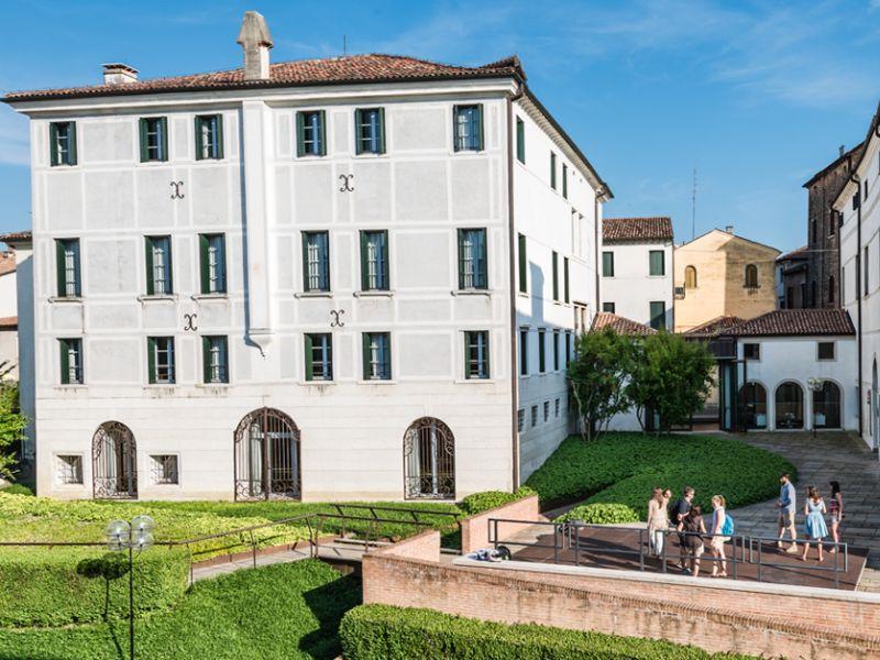 Cosa vedere a Treviso palazzo Bomben