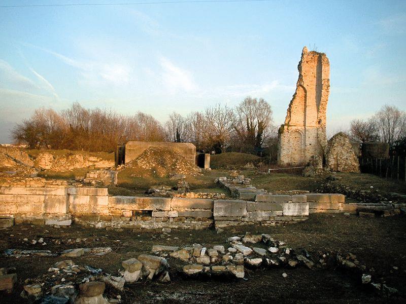 Cosa vedere a jesolo Antiche Mura