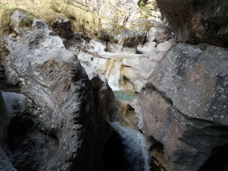 Escursioni Veneto Cascata della Soffia
