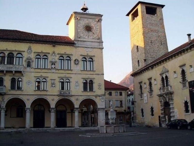 Palazzo Vescovi cosa vedere a Belluno
