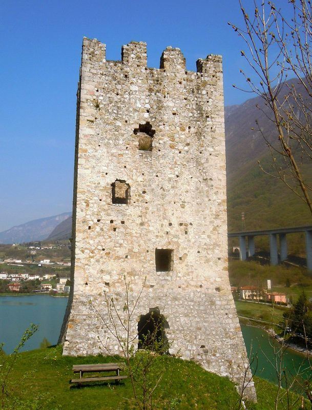 Passeggiate Veneto_Torre_di_San_Floriano