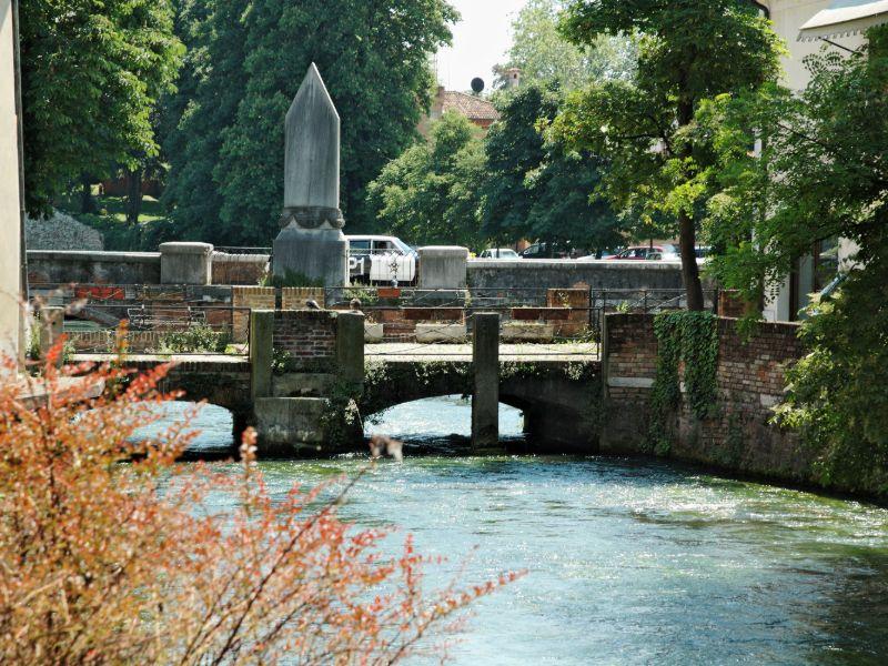 Ponte-Dante cosa visitare a Treviso
