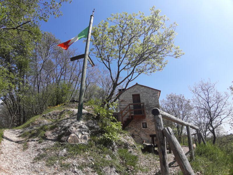 Trekking Veneto Molinetto della Croda Refrontolo