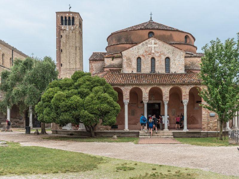 Visitare Torcello Cattedrale di Santa Maria Assunta