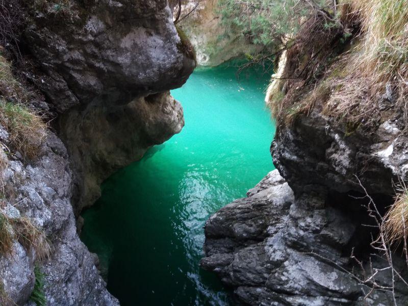 Escursioni Parco Nazionale Dolomiti Bellunesi Lago del Mis 1