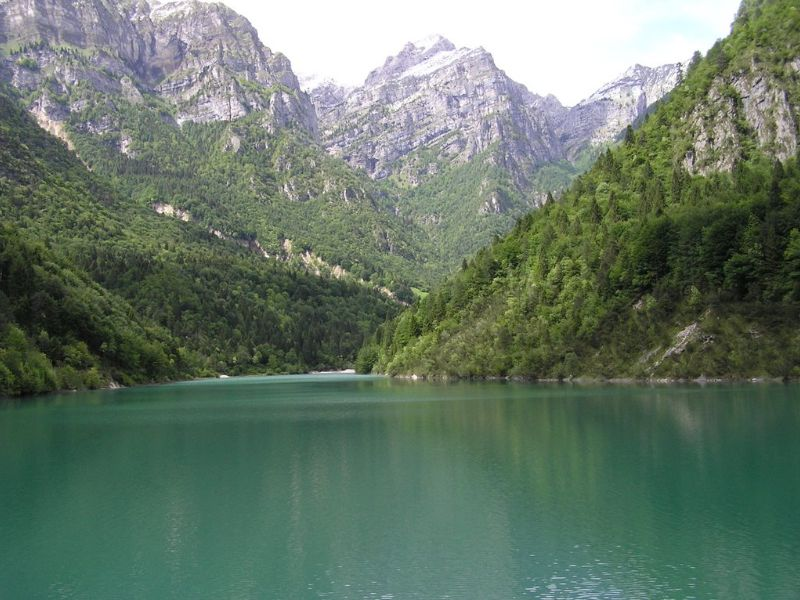 Escursioni Parco Nazionale Dolomiti Bellunesi Lago della Stua Val Canzoi