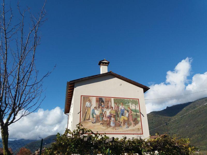 La via dei Murales a Tarzo passeggiate nei dintorni di Treviso