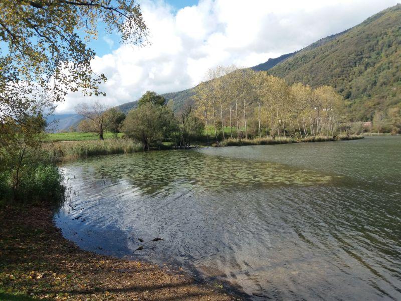 Passeggiate laghi in Veneto Laghi di Revine 2