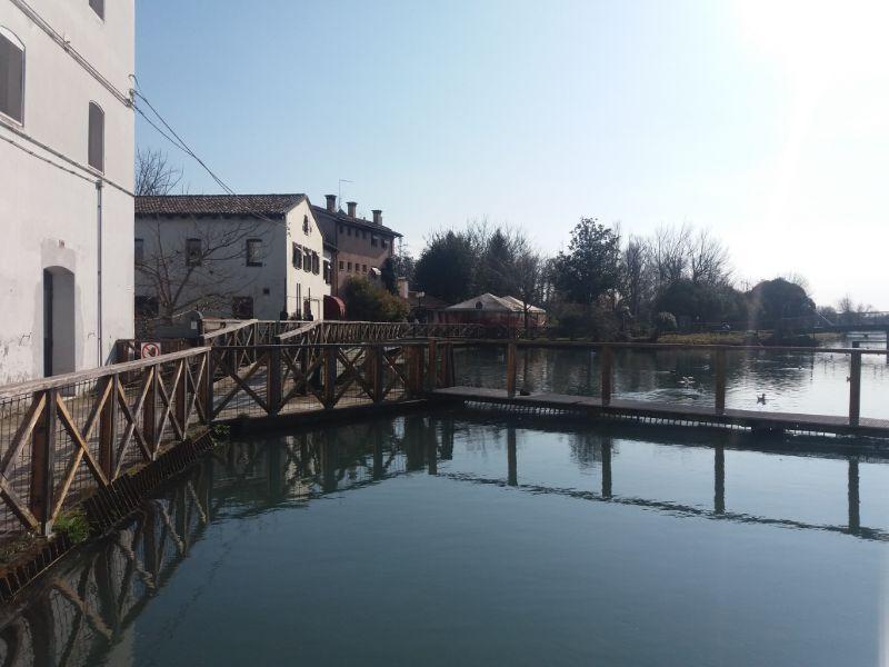 Via dei Mulini Quinto Passeggiate nei dintorni di Treviso