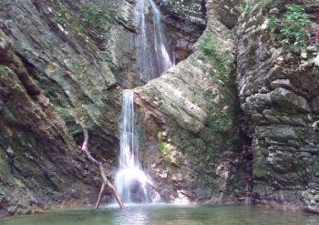 Escursioni Valbelluna Cascata Bognon