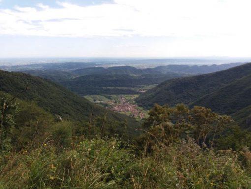 Escursioni Passo San Boldo Tovena