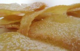 crostoli ricetta veneta
